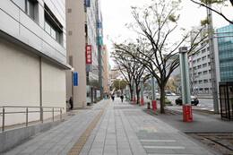 アクセス道の写真04