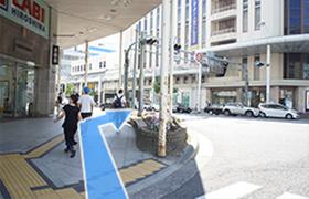 アクセス道の写真01