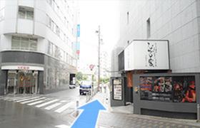 アクセス道の写真02