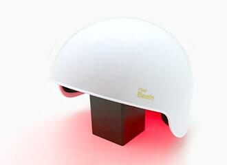 低出力レーザー治療ヘアビームイメージ