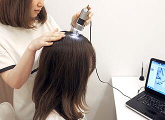 薄毛の治療方法